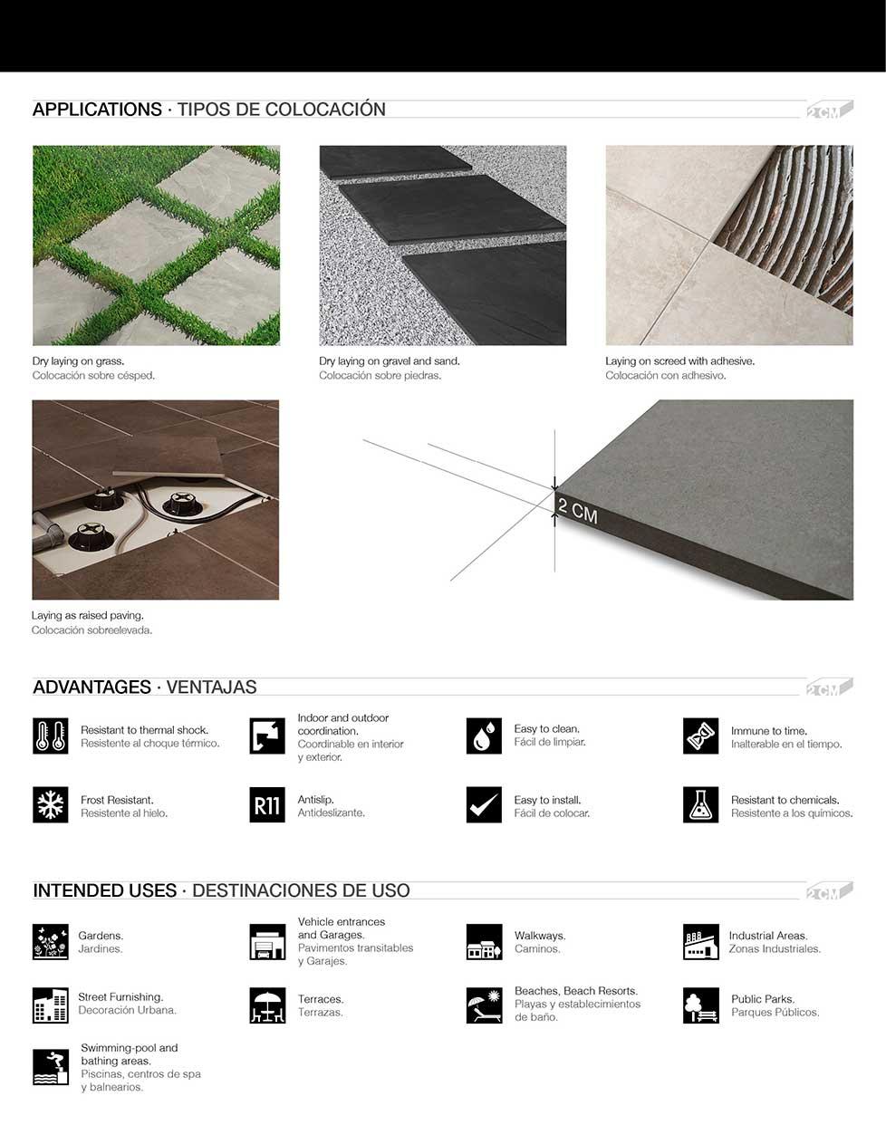 Soluciones arquitectónicas