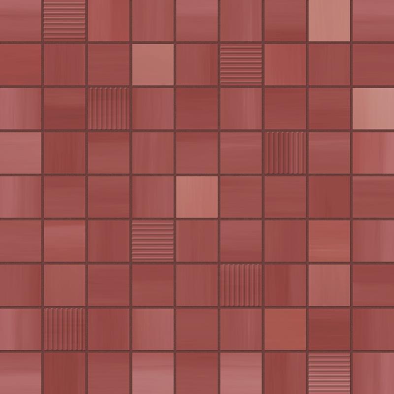 MOSAICO PLEASURE CHERRY (3X3) (31,6x31,6)