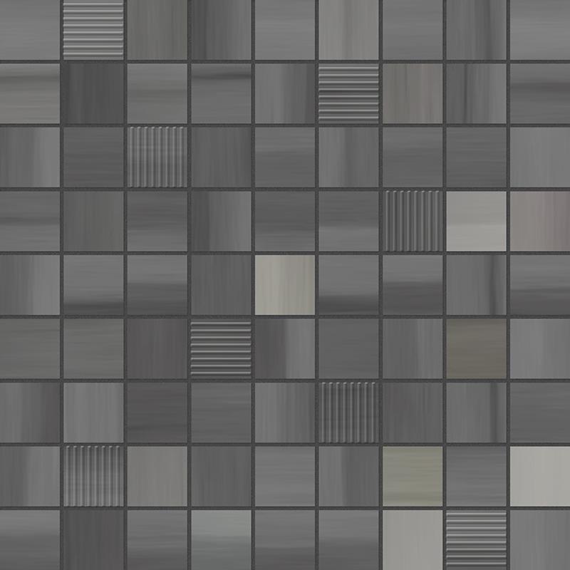 MOSAICO PLEASURE GREY (3X3) (31,6x31,6)
