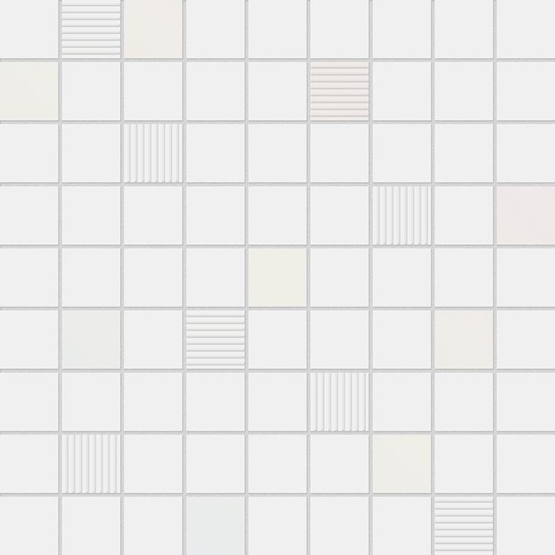 MOSAICO SOFT WHITE (3X3) (31,6x31,6)