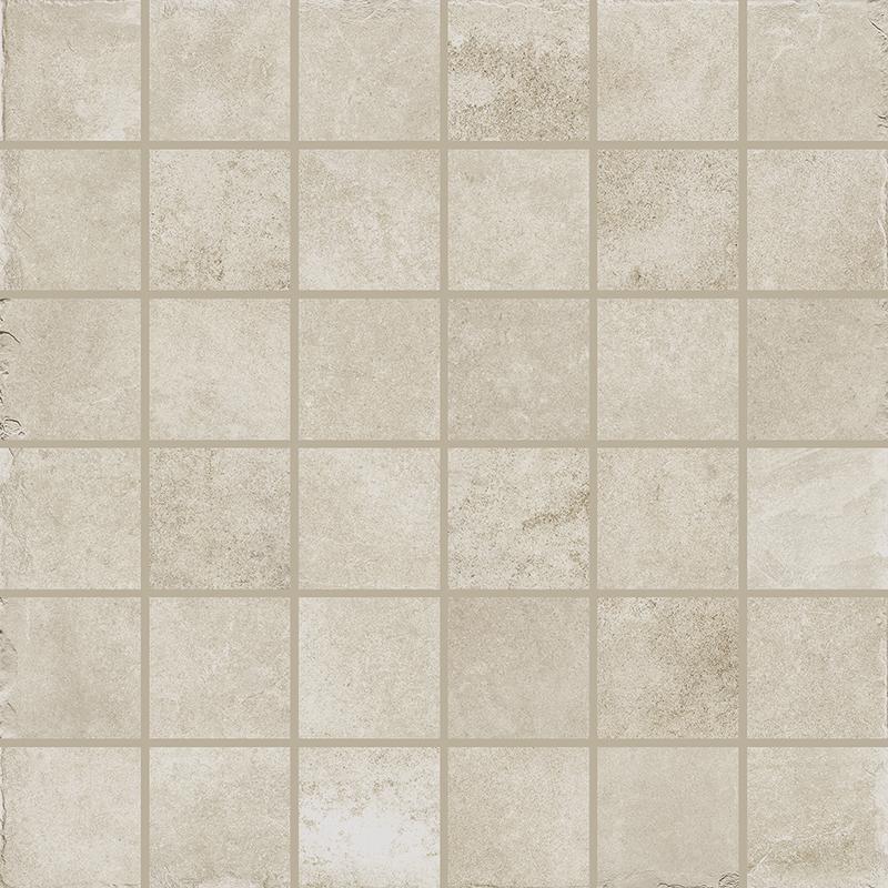 MOSAICO LIMESTONE BEIGE (5X5) (30x30)