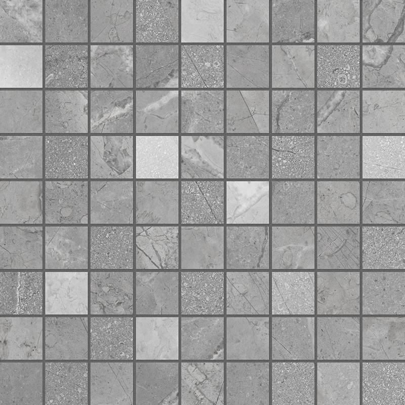 MOSAICO ATENEA GREY (3X3) (31,6x31,6)
