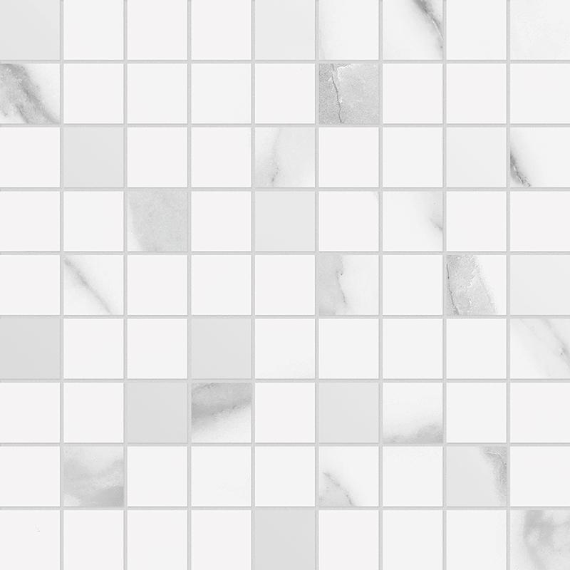 MOSAICO WHITE SOUL MATT (3X3) (31,6x31,6)