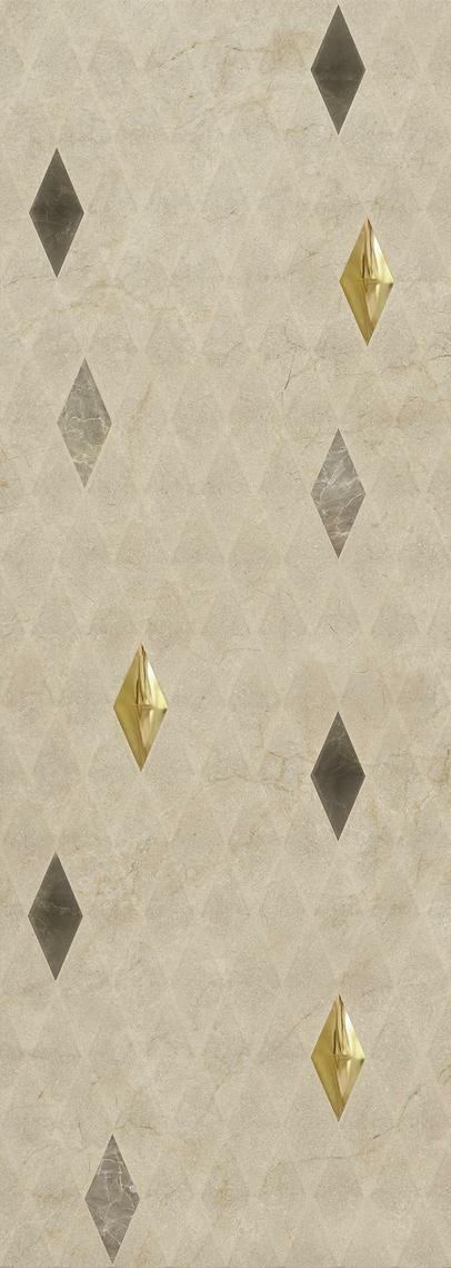 MODENA DECOR DIAMOND LUX (25,3x70,6)