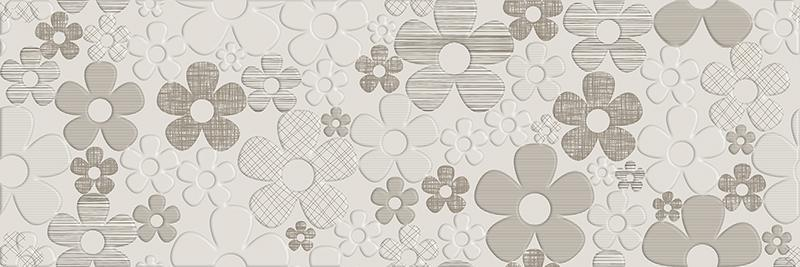 DECOR DAISY BEIGE (20x60)