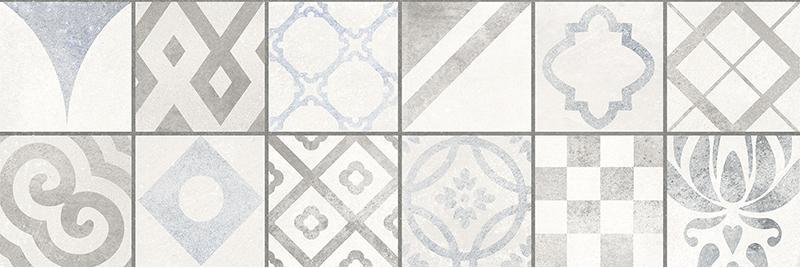 DECOR TERRA WHITE (20x60)