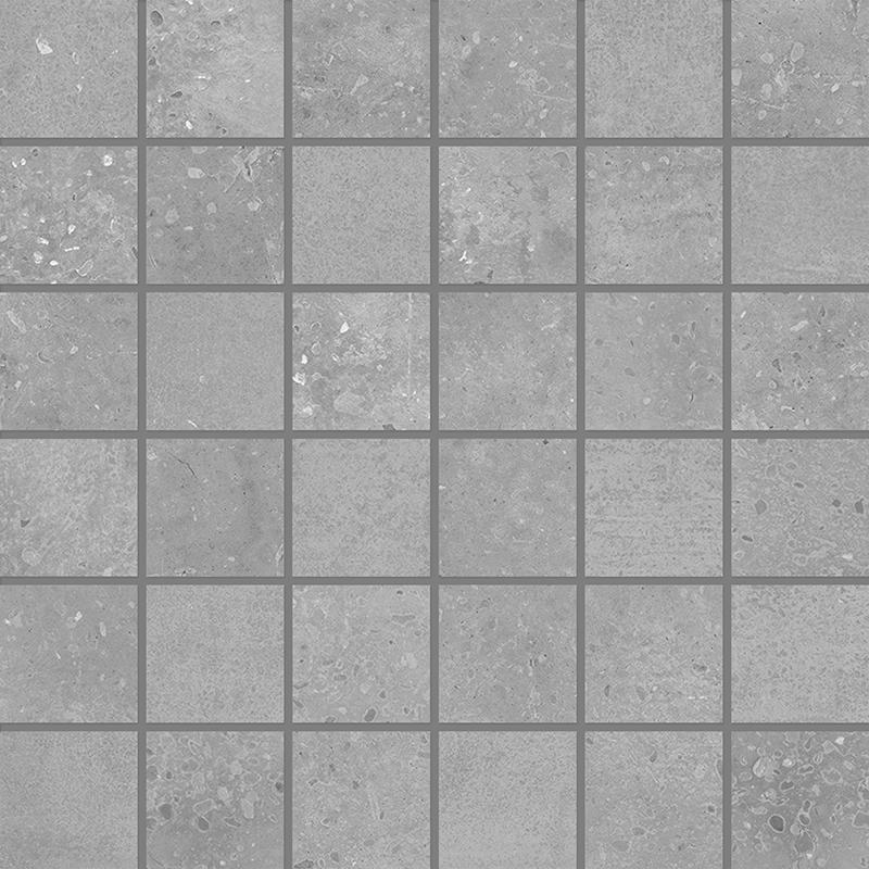 MOSAICO CHRONOS GREY (5X5) (30x30)