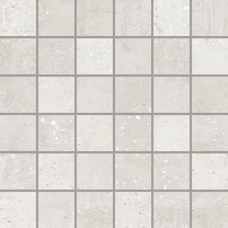 MOSAICO CHRONOS WHITE (5X5) (30x30)