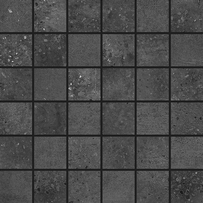 MOSAICO CHRONOS ANTRACITA 30X30 (30x30)