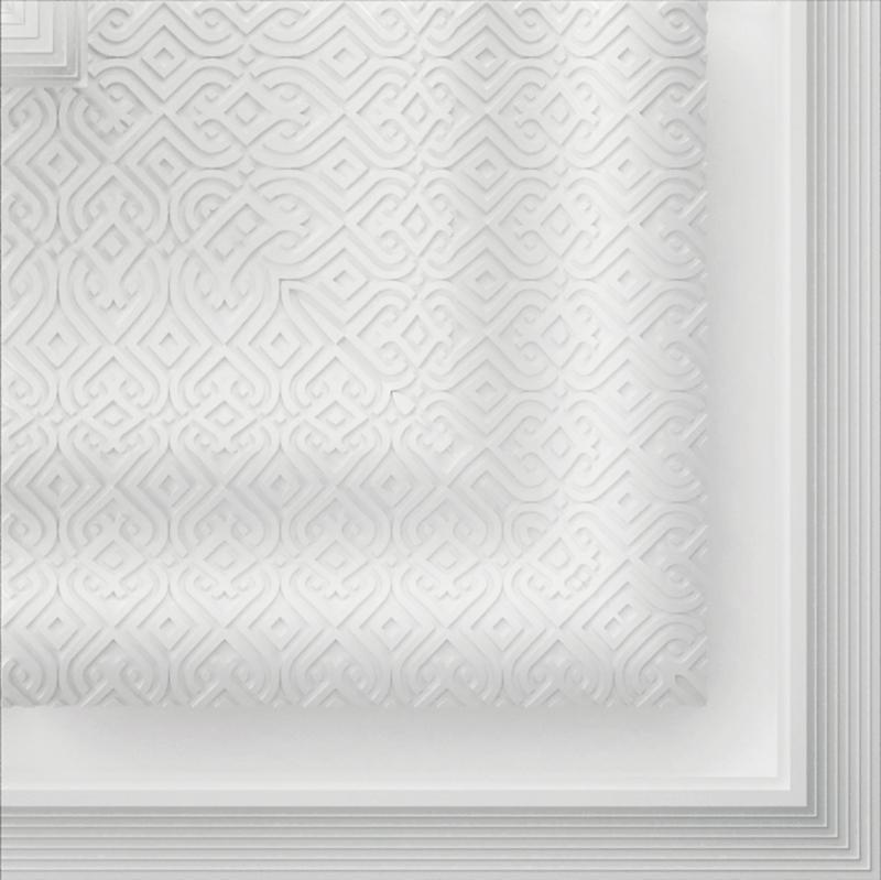 ANGULO ESPEJO COUTURE PEARL (10x10)
