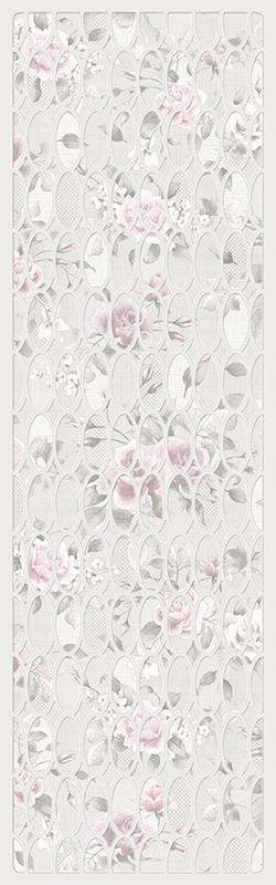 DECOR ROMANCE PEARL (25x80)
