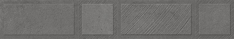 DECOR JUNGLE GREY (15x90)
