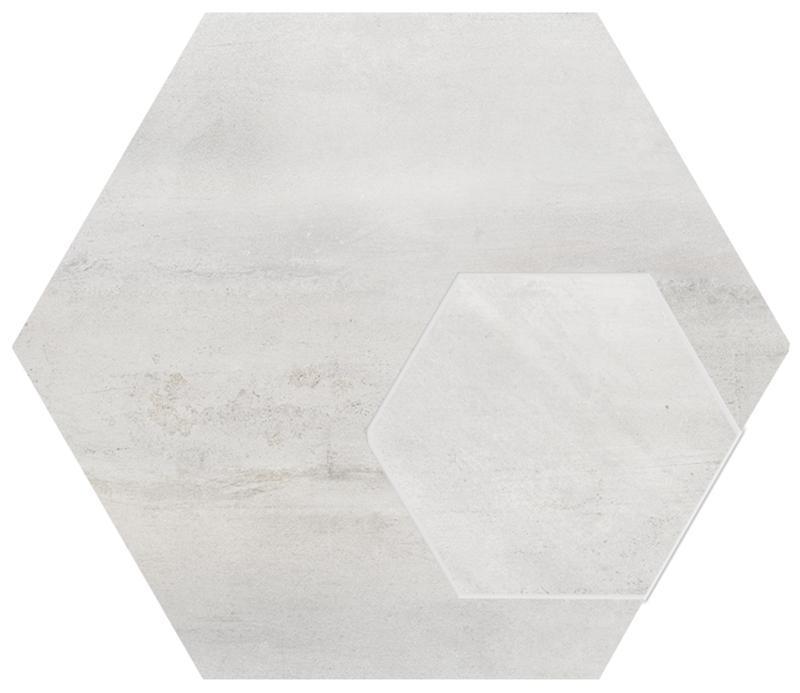 HEXA GUGGENHEIM WHITE (60x60,7)
