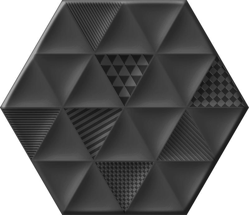 MALMÖ BLACK (23x27)