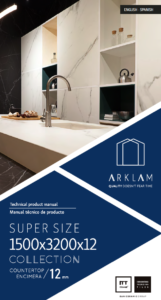 Technical Product Manual Arklam 12 mm