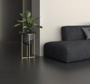 ITT Ceramic Black Silk