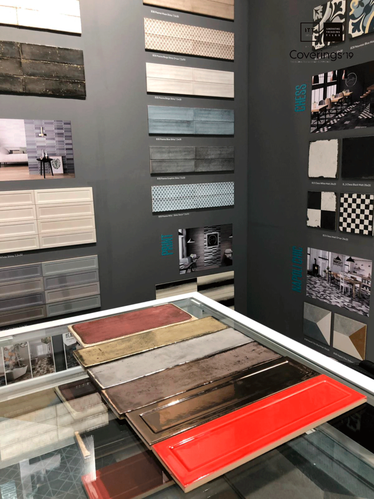 ITT Ceramic Coverings 2019