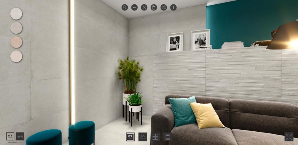 Showroom virtual 360